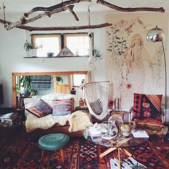 Pics Of Family Rooms: 50 Boho Style Einrichtungsideen: So Bringen Sie Mehr