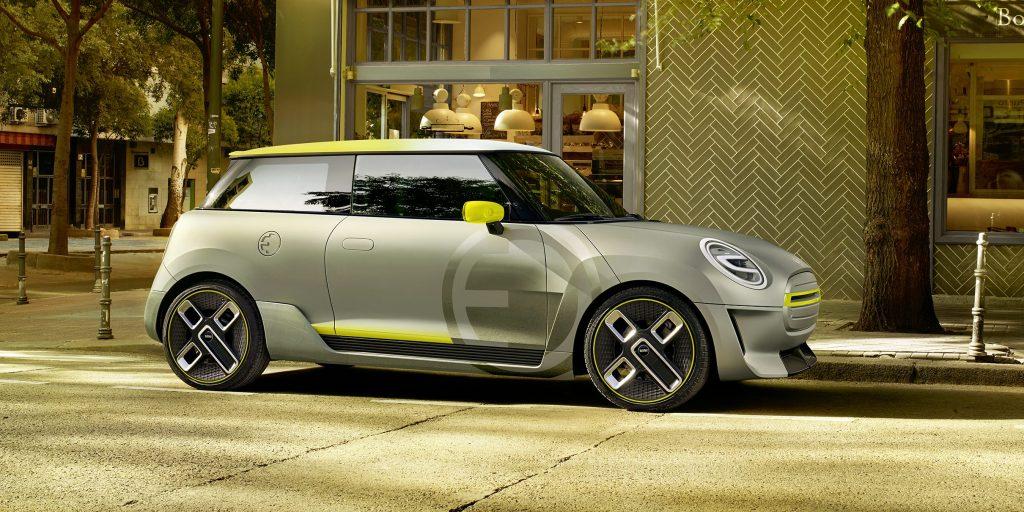 mini electric Elektroautos vergleich