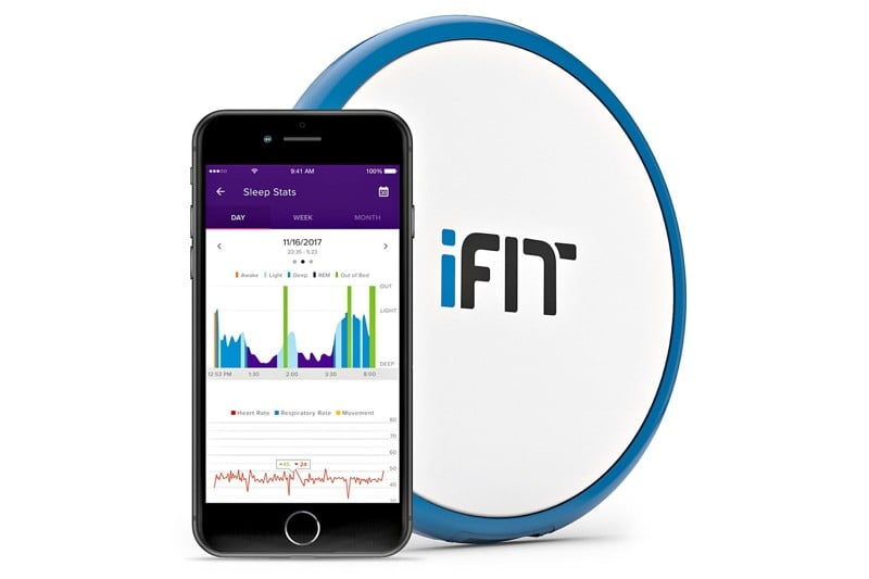 motivation zum sport ifit sleep hr tracker