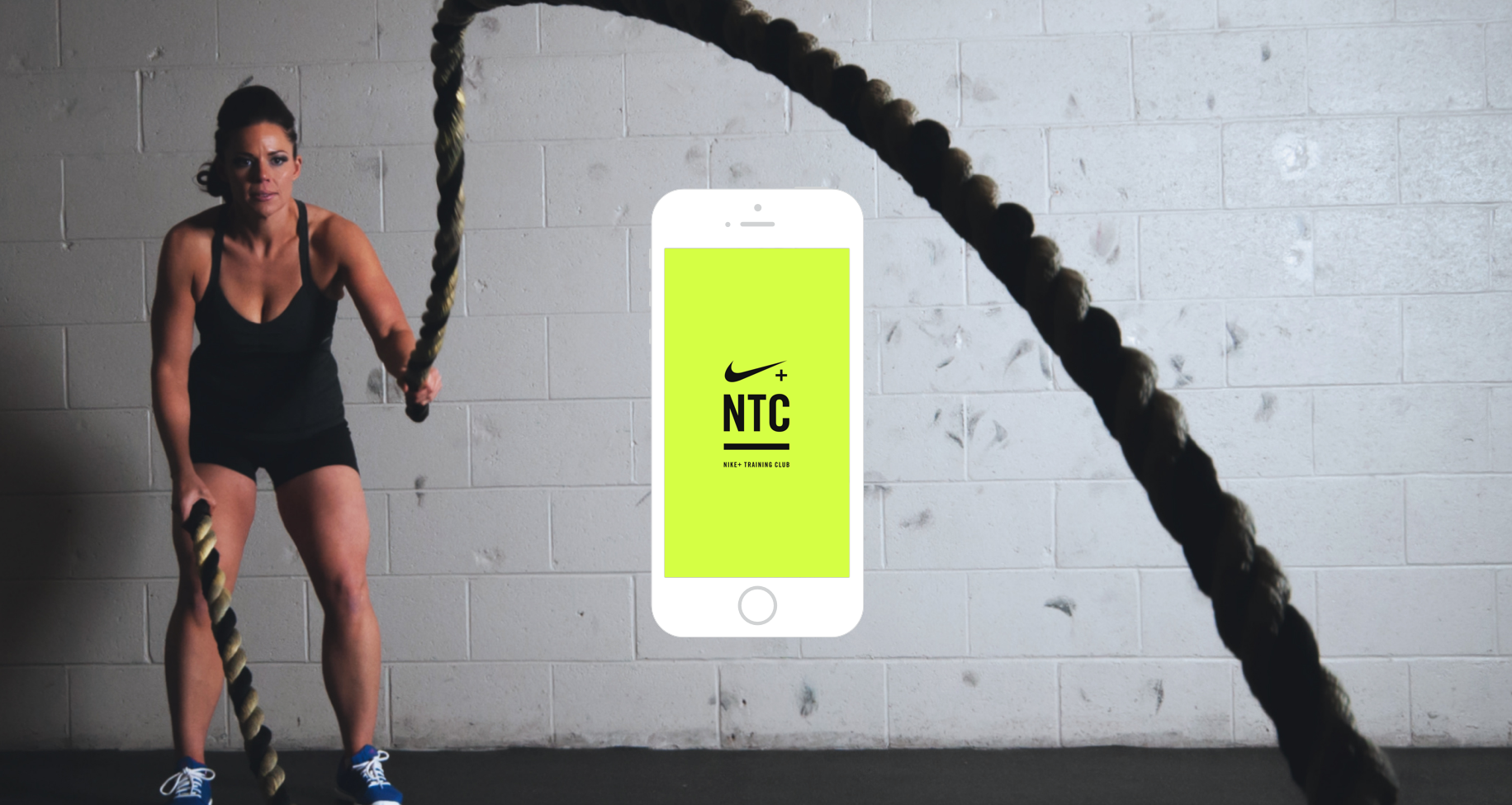 nike and training sport apps