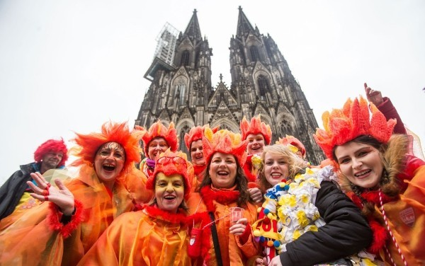 orange kathedrale karnevalskostüme ideen