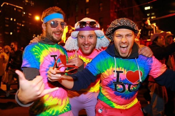 party feiern karnevalskostüme ideen