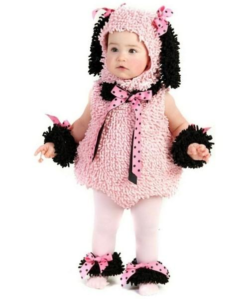 pudel baby karneval kostüm