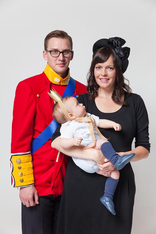 royals baby karneval kostüm