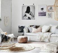50 Boho Style Einrichtungsideen: so bringen Sie mehr Lebensfreude ...