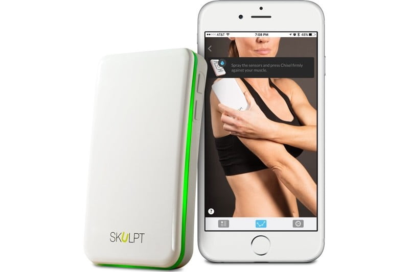 skulpt body scanner motivation sport