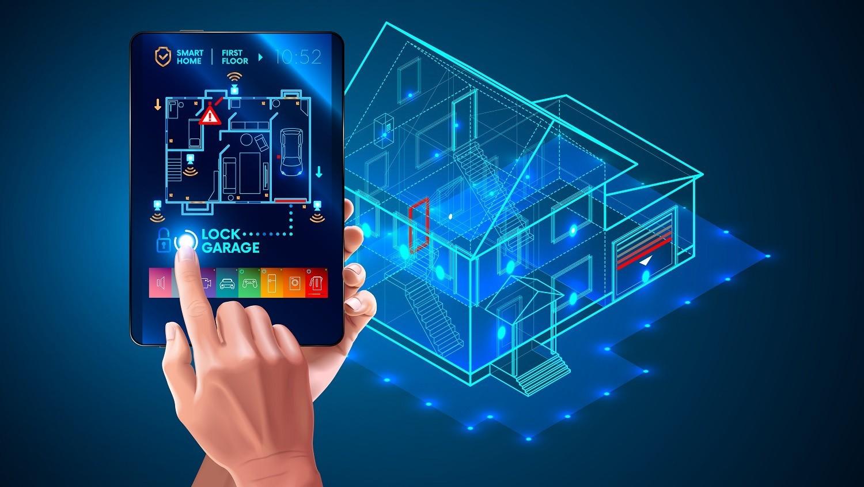 smart home systeme für ein smart gerät
