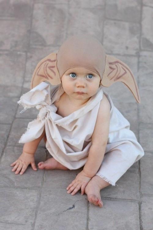 star wars baby karneval kostüm selber machen