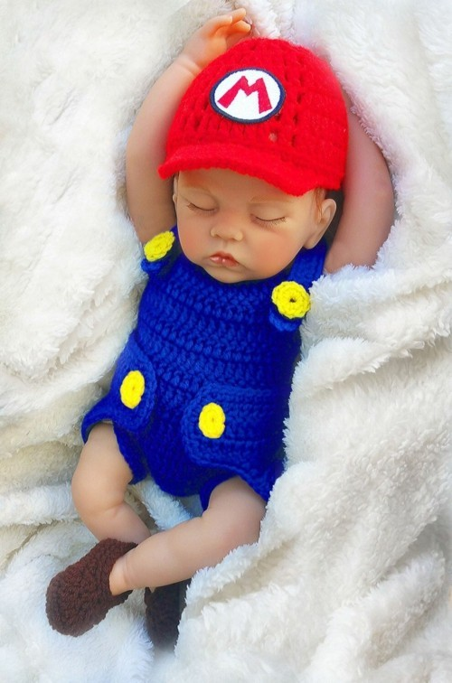 super mario baby karneval kostüm
