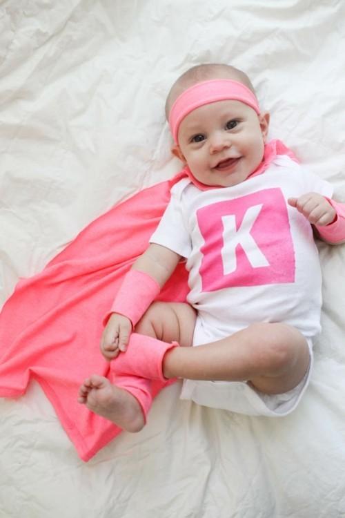 superheld baby karneval kostüm