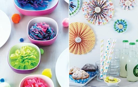 60 Originelle Tischdeko Fasching Ideen Zum Selbermachen