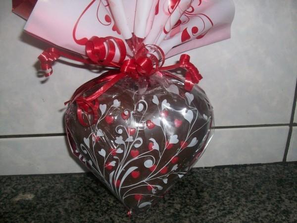 tolle schockolade valentinstag ideen