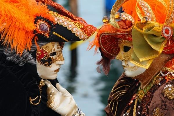 traditionell aus venedig karnevalskostüme ideen