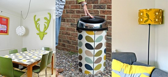 upcycling ideen tapetenreste