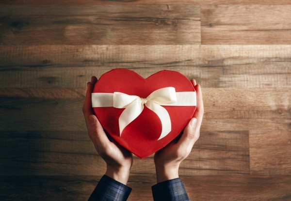 valentinstag ideen originelle geschenkbox