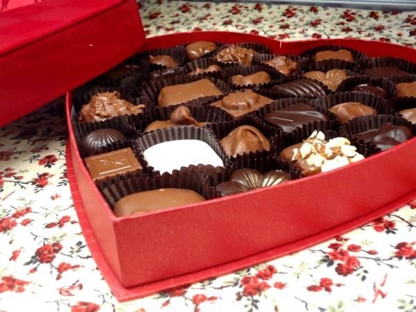 valentinstag ideen tolle mannigfaltige box
