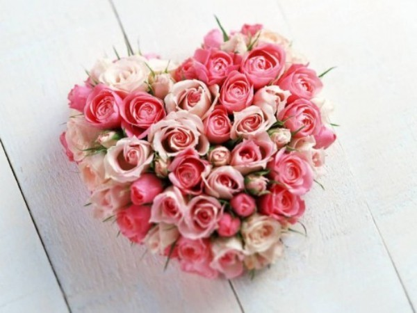 valentinstag ideen vintage ideen rosen