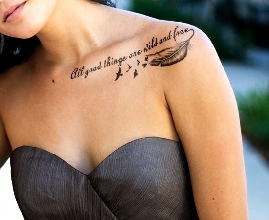 27 Best Love For The Wild Quotes Images On Pinterest: 100 Ausgefallene Wanderlust Tattoo Ideen Für Abenteurer