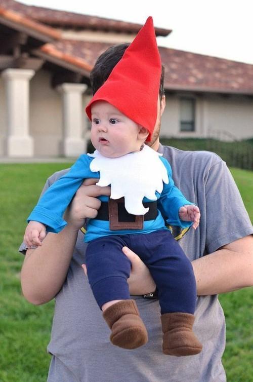 wichtel baby karneval kostüm