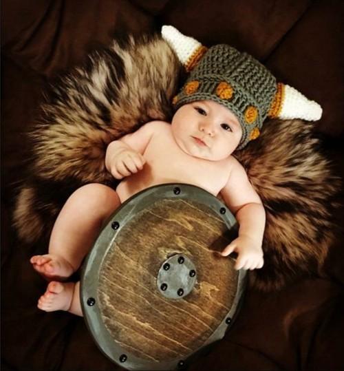wiking baby karneval kostüm