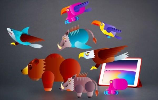 8 originelle Hi-Tech Geschenke für Kinder ab 3 Jahren beasts of balance brettspiel kreaturen