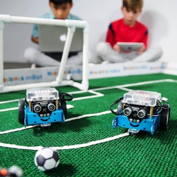 8 originelle Hi-Tech Geschenke für Kinder ab 3 Jahren makeblock mbot smart roboter kit