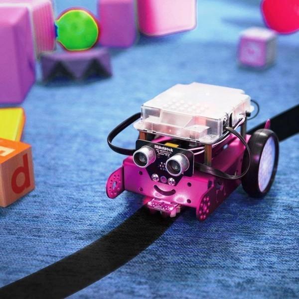 8 originelle Hi-Tech Geschenke für Kinder ab 3 Jahren makeblock smart roboter kit