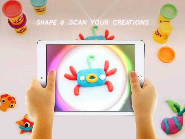 8 originelle Hi-Tech Geschenke für Kinder ab 3 Jahren play doh touch shape to life studio
