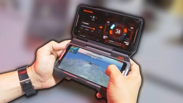 Asus ROG Phone gaming smartphones