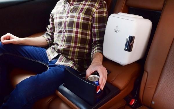 Die besten Auto Gadgets 2019, die für mehr Sicherheit und Komfortunterwegs sorgen cooluli mini kühlschrank und wärmer fürs auto