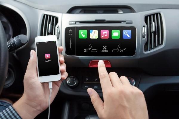 Die besten Auto Gadgets 2019, die für mehr Sicherheit und Komfortunterwegs sorgen high tech auto mit bildschirm