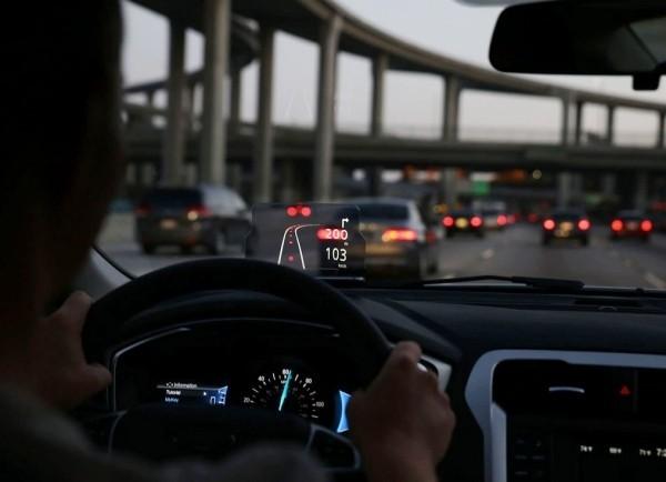 Die besten Auto Gadgets 2019, die für mehr Sicherheit und Komfortunterwegs sorgen hudway cast heads up display