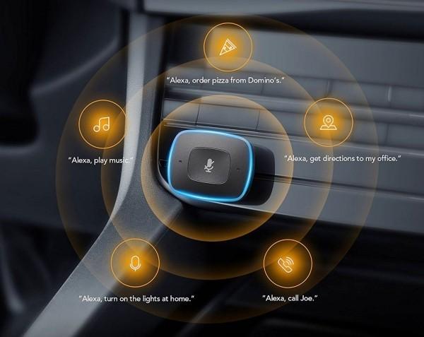 Die besten Auto Gadgets 2019, die für mehr Sicherheit und Komfortunterwegs sorgen roar viva auto ladegerät mit alexa funktion