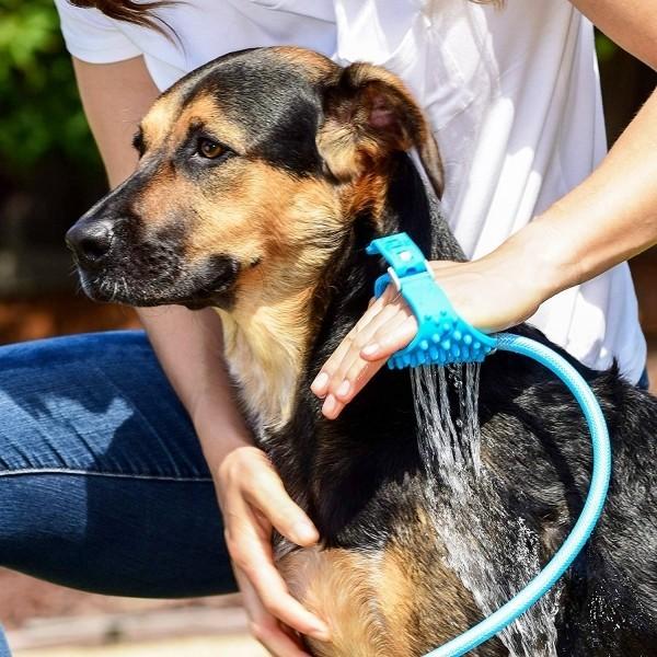 Die besten Smart Home Gadgets für Haustiere aquapaw für leiche hunde duschen