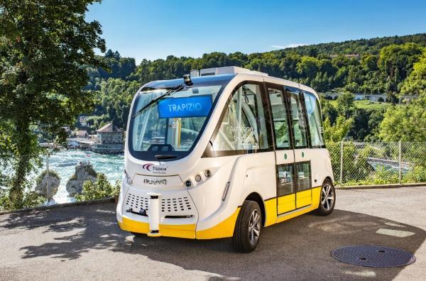 Erste autonom selbstfahrende Autos kommen noch 2019 auf den Markt frahrerlose busse in der schweiz