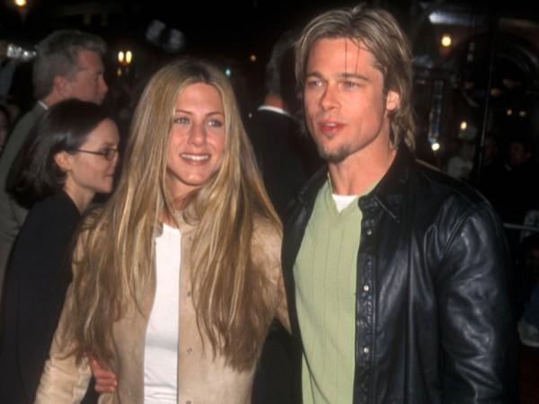 Jennifer Aniston und Brad Pitt das Traumpaar von Hollywood