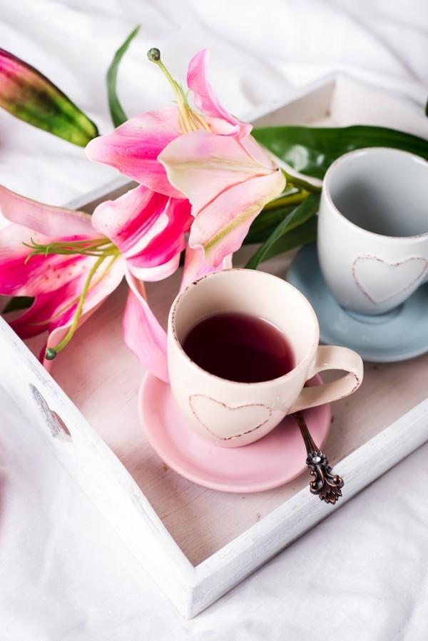 Kaffe und andere tolle Getränke Valentinstag