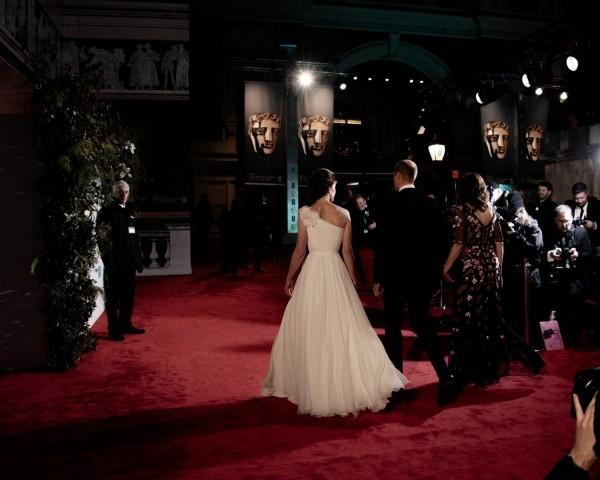 Kate Middleton Prinz William zogen alle Blicke an