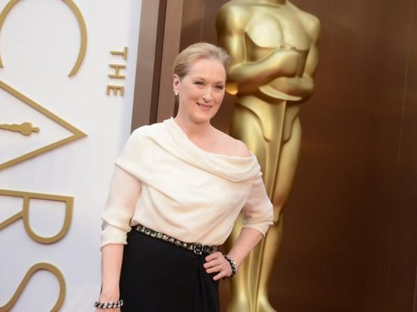 Meryl Streep 21 Oscar- Nominierungen 3 Mal Oscar Preisträgerin