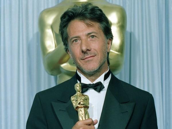 Oscar-Nominierungen Dustin Hoffman bei der Filmpreisverleihung 1989