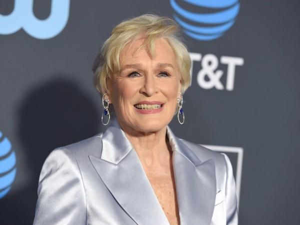 Oscar- Nominierungen Glenn Close Golden Globe Preis immer noch keinen Oscar erhalten