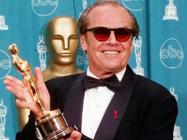 Oscar- Nominierungen Jack Nicholson bei der Oscar-Preisverleihung 1998
