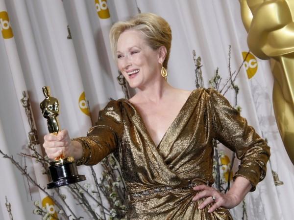 Oscar- Nominierungen Meryl Streep 21 Mal für den Filmpreis nominiert