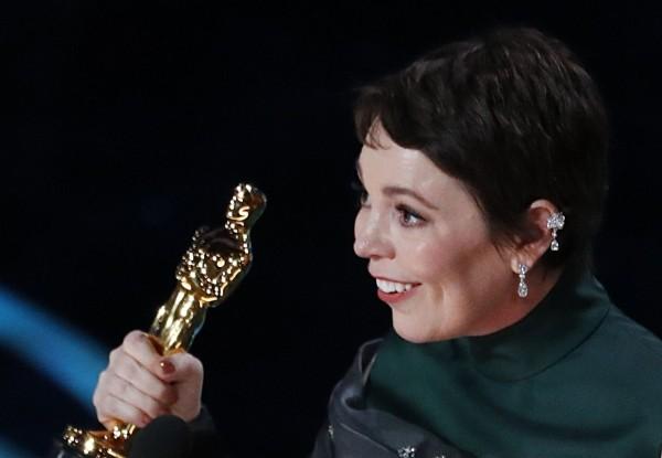 Oscars 2019 Olivia Colman beste Hauptdarstellerin