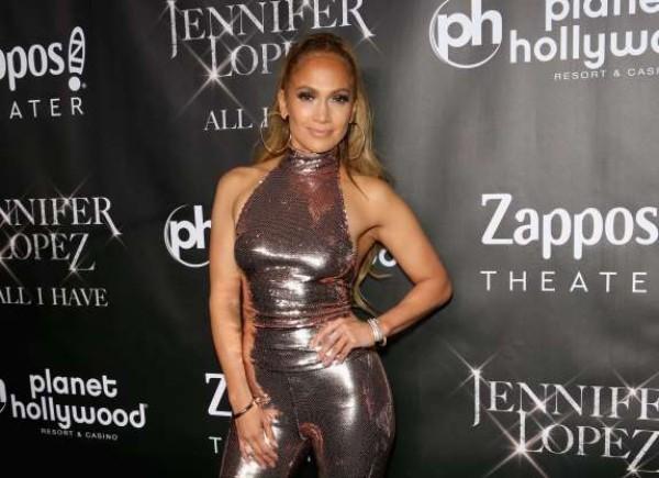 Prominente 50 Jahre alt Jennifer Lopez junges Aussehen