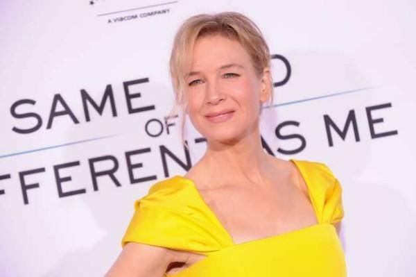 Prominente 50 Jahre alt Renee Zellweger am 25. April