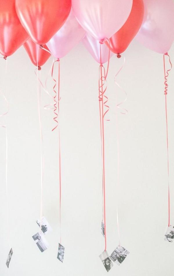 Schöner Schmuck für die Luft Valentinstag