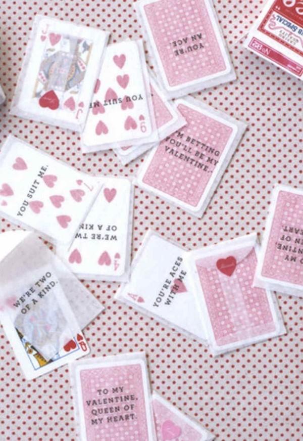 Tolle Grusskarten für den Valentinstag