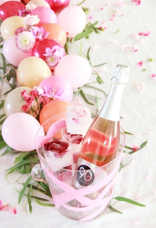Valentinstag sekt und andere Ideen