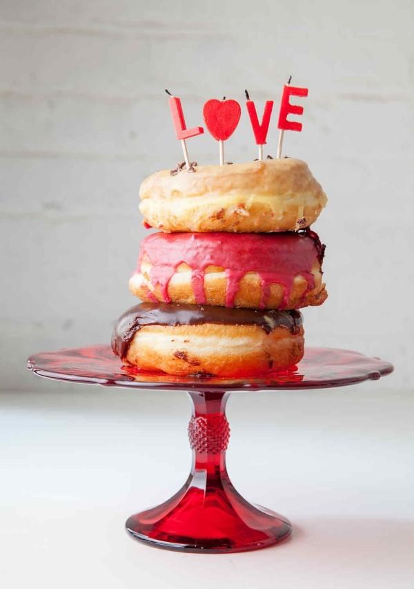 Valentinstag super leckere Süßigkeiten